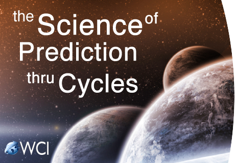 The Science of Prediction thru Cycles